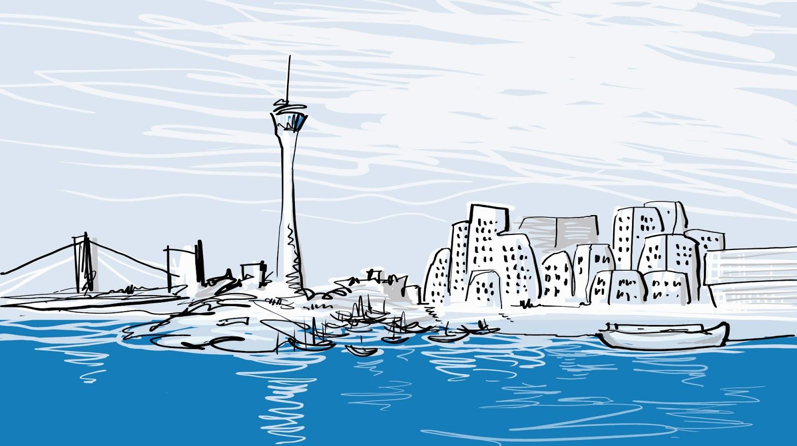 Cover-Slide für Powerpoint-Präsentation eines Beratungsunternehmens in Düsseldorf