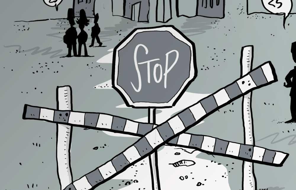 Ein Change-Prozess im Bild: wie ein seriöser Cartoon hilft an der Einstellung zu arbeiten